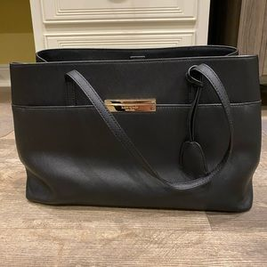 Kate Spade tote with duster bag
